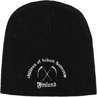 Children Of Bodom: Hatecrew / finland (beanie hat)