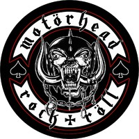 Motörhead: Biker (backpatch)