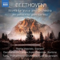Beethoven, Ludwig van: Works for voice and orchestra
