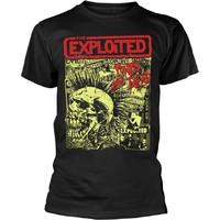 Exploited: Punks not dead (black)