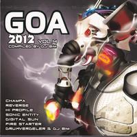 DJ Bim: Goa 2012 Vol.4