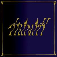 Big Bite: Trinity (blue & black swirl vinyl)