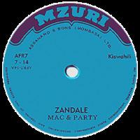 Mac & Party: Zandale/Kiss to Kiss