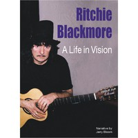 Blackmore, Ritchie: A life in vision (+ foil blocked presentation case + photo prints)