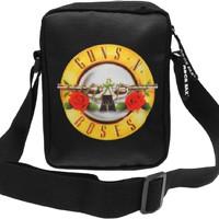 Guns N' Roses: Roses logo (cross body bag)