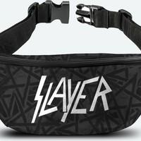 Slayer: Logo silver (bum bag)
