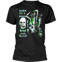 Alien Sex Fiend: Dead and buried