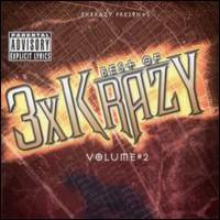 3X Krazy: Best of 3X Krazy - volume #2