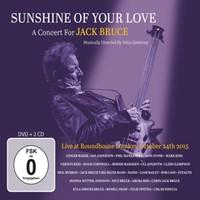 Bruce, Jack: Sunshine of Your Love - a Concert For Jack Bruce