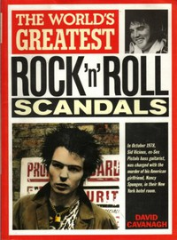 V/A: The World's Greatest Rock'n'Roll Scandals