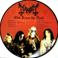 Mayhem: Out From The Dark - Picture Disc