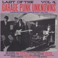 V/A: Garage Punk Unknowns Volume 4