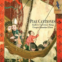 Utopia Chamber Choir: Piae cantiones