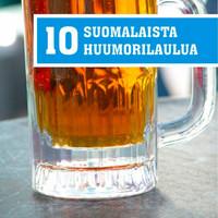 V/A: 10 Suomalaista Huumorilaulua