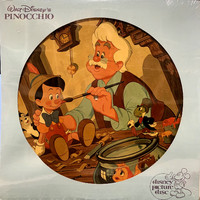 Soundtrack: Pinocchio - Picture Disc
