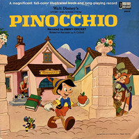 Soundtrack: Walt Disney's Story And Songs From Pinocchio