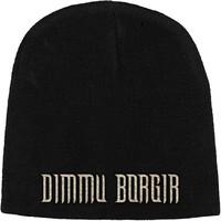Dimmu Borgir: Logo (beanie hat)