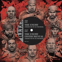 D.I.T.C.: The Enemy / Instrumental