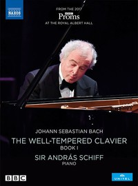 Schiff, Andras: The well-tempered clavier, book I