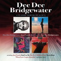 Bridgewater, Dee Dee: Dee dee bridgewater / just family / bad for me / dee dee bridgewater