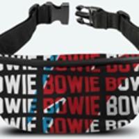Bowie, David: Warped (bum bag)