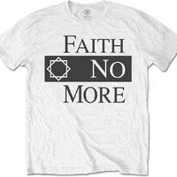 Faith No More: Classic Logo V.2.