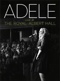 Adele: Live at the Royal Albert Hall -dvd+cd