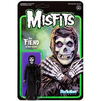 Misfits: The fiend (midnight black reaction figure)