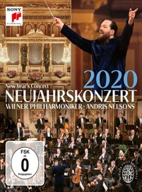 Wiener Philharmoniker : New year's concert 2020