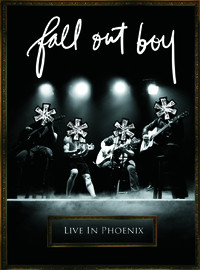 Fall Out Boy: Live In Phoenix -dvd+cd