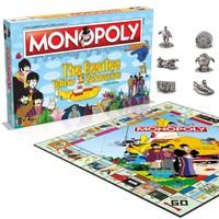 Beatles: Yellow Submarine Monopoly