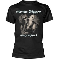 Grave Digger : Witch hunter
