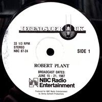 Plant, Robert: Legends Of Rock 1987