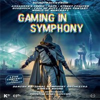 Danish National Symphony Orch: Gaming in Symphony