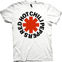 Red Hot Chili Peppers: Red asterisks