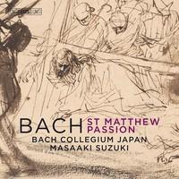 Bach, Johann Sebastian / Suzuki, Masaaki / Bach Collegium Japan : St matthew passion, bwv 244