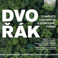Dvorak, Antonin: Complete concertos & symphonic poems (5 cd)