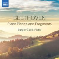 Gallo, Sergio: Piano pieces & fragments