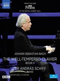 Bach, Johann Sebastian: Plays the well-tempered clavier, book II