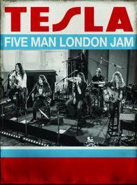 Tesla : Five Man London Jam