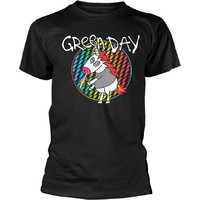 Green Day: Checker unicorn