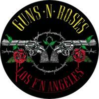 Guns N' Roses: Los f'n angeles (backpatch)