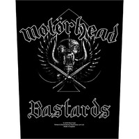 Motörhead: Bastards (backpatch)