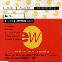 AC/DC: 5 Classic Ballbreaking Tracks