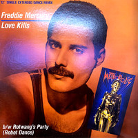 Mercury, Freddie: Love Kills