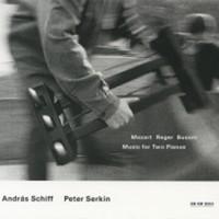 Schiff / Serkin: Music for 2 pianos