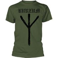 Burzum: Rune (green)