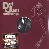 DMX: Give 'Em What They Want / Pump Ya Fist