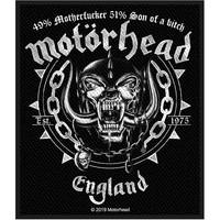 Motörhead: Ball & chain (patch)