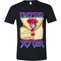 Twisted Sister: Love is for suckers